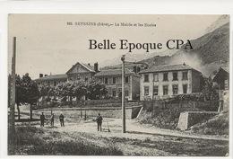 38 - SEYSSINS - La Mairie Et Les Écoles ++++ Coll. L. P., Grenoble ++++ 1919 - France