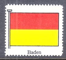 BADEN  FLAG  ** - Baden
