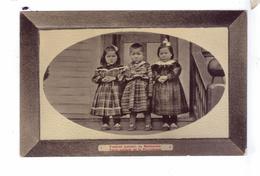 Trois Enfants De La Providence ESQUIMAUX  Vicariat Apostolique Du MacKenzie River District Canada - Yukon