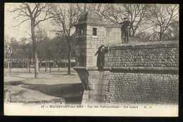 17 ROCHEFORT Vue Des Fortifications 1917 (2) - Rochefort