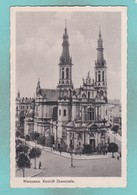 Old Small Post Card Of Warszawa,Warsaw, Mazowieckie, Poland,Q58. - Poland