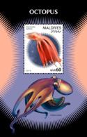 Maldives  2018    Fauna Octopus  S201901 - Maldives (1965-...)