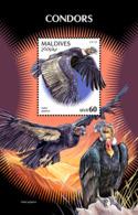 Maldives  2018   Condors  Eagle  Fauna  S201901 - Maldives (1965-...)