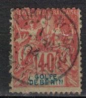 BENIN           N°  YVERT      29   OBLITERE       ( O   2/55 ) - Bénin (1892-1894)