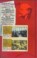 Soviet Union USSR 1967 Mi Bl 48 MNH ( ZE4 CCCbl48 ) - Lenin