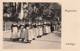 AK - Saltburg Trachten - Pinzgauerinnen - 1930 - Österreich