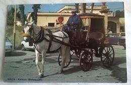 MALTA CAROZZIN  (1218) - Taxi & Carrozzelle
