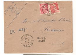 14338 - Recommandé Provisoire MAICHE - Marcophilie (Lettres)