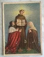 SAN FRANCESCO, SAN LODOVICO E SANTA ELISABETTA  (1223) - Santi