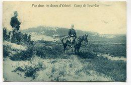 CPA - Carte Postale - Belgique - Bourg Léopold - Camp De Beverloo - Vue Dans Les Dunes D'Hechtel - 1912 (M7428) - Leopoldsburg (Kamp Van Beverloo)
