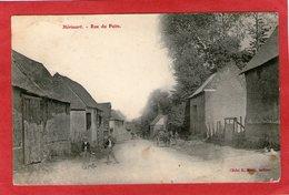 HERISSART - Rue Du Puits - - France
