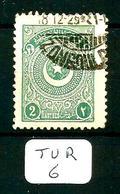 TUR YT  672b En Obl - 1921-... République