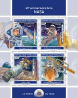 Togo  2018  NASA  Space     S201901 - Togo (1960-...)