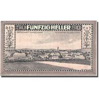 Billet, Autriche, Bodendorf, 50 Heller, Village 1921-01-31, SPL, Mehl:FS 961a - Autriche