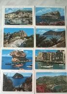 8 CARTOLINE ISOLA DI ISCHIA   (1248) - Cartoline