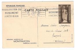 14352 - MEMORIAL AMERICAIN - Entiers Postaux