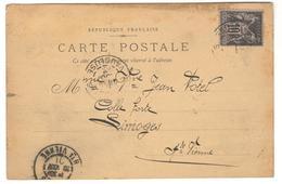 14354 - COUPEUR - Marcophilie (Lettres)