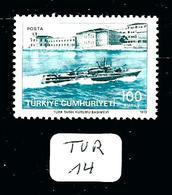 TUR YT 2062 En (x) - 1921-... República
