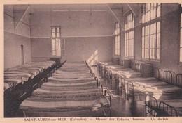 (14) SAINT AUBIN Sur MER . Manoir Des Enfants Heureux . Un Dortoir - Saint Aubin