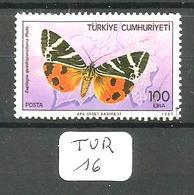 TUR YT 2527 En Obl - 1921-... Republiek