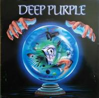 Año: 1990 -  Deep Purple. ( Slaves And Masters ) 1/LPs. - Hard Rock & Metal