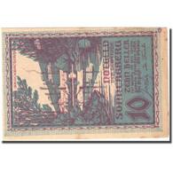 Billet, Autriche, Sonntagberg, 10 Heller, Usine 1920-12-31, SUP, Mehl:FS 1005a - Autriche