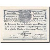 Billet, Autriche, Enns, 20 Heller, Village 1920-12-31, SPL, Mehl:FS 174IIa - Autriche