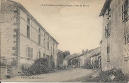 BOUXIERES AUX BOIS Rue Du Paquis - France