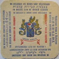 Belgien Bier Frankierter Bierdeckel 1961 (16801) - Biere