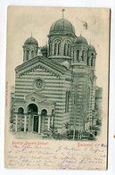 CP Romania : BUCURESTI   Biserica  Domnila Balâsa   VOIR  DESCRIPTIF  §§§ - Romania