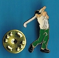 PIN'S //   ** GOLFEUR ** - Golf