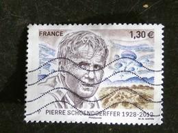 FRANCE YT ???? OBLITERE - PIERRE SCHOENDOERFFER - France