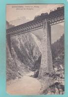 Old Small Post Card Of Viaduct Bei Amsteg,Gotthardbahn,Gotthard Railway,Switzerland,Q59. - Schweiz