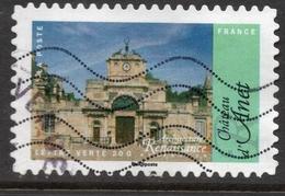 2015 Château D'Anet  Valeur Faciale : 0,68€ Timbre Usagee Architecture Renaissance En France - France