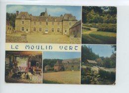 Piece Sur Le Theme De Multivues - Castel Camping Du Moulin Vert - Cleden Poher - 1984 - France