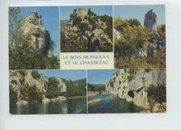 Piece Sur Le Theme De Multivues - Le Bois De Paiolive - Oblit En 1971 - France