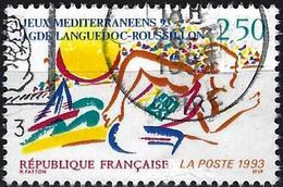 France 1993 - Mi 2941 - YT 2795 ( Mediterranean Games ) - Frankreich