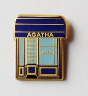 Pin's Arthus Bertrand Boutique Agatha - Arthus Bertrand