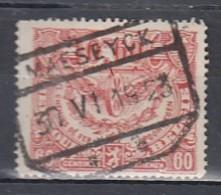 Tr 109 Gestempeld Maeseyck - Chemins De Fer