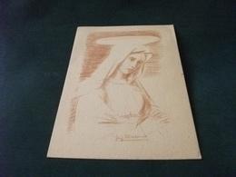 LA MADONNA DI LUIGI FILOCAMO - Vergine Maria E Madonne