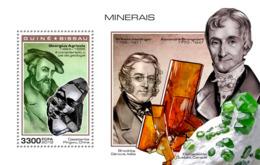Guinea Bissau   2018  Minerals   Mineralogist   S201901 - Guinea-Bissau