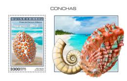 Guinea Bissau   2018   Shells  S201901 - Guinea-Bissau