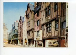 Piece Sur Le Theme De Tours - Le Vieux Tours - Habitations Des XV Et XVI - Besancon