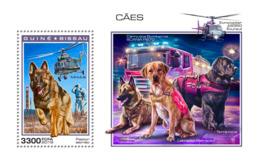 Guinea Bissau   2018  Fauna  Dogs   S201901 - Guinea-Bissau