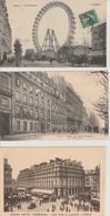19 / 2 / 348  -  PARIS   -  3. CPA  - HÔTELS  &  GRANDE  ROUE - Pubs, Hotels, Restaurants
