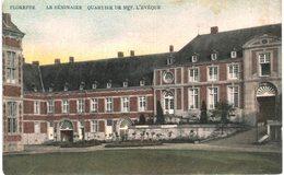 FLOREFFE  Le Séminaire Quartier De MGR, L'évêque. - Floreffe