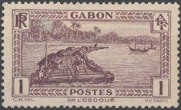 FRANCE COLONIE - Gabon - Autres