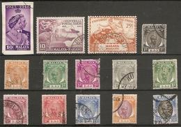 MALAYA - PAHANG 1948 - 1952 FINE USED Cat £7.45 - Pahang