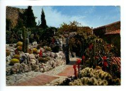 Piece Sur Le Theme De Eze Village - Le Jardin Exotique - France