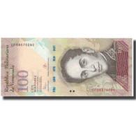 Billet, Venezuela, 100 Bolivares, 2015, 2015-11-05, SPL+ - Venezuela